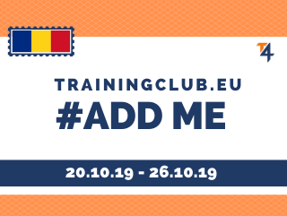Training Course: Add me, Deadline: 20/10/19 Location:  Larnaca, Cyprus