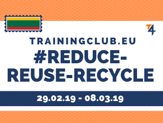 Youth Exchange: Reduce – reuse – recycle, Deadline: 24/07/19 Location: Trnava, Slovakia