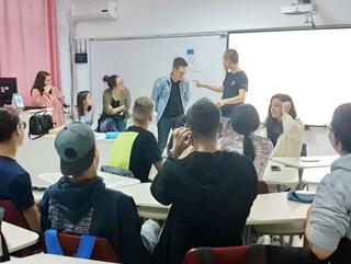 Leadership skills, Constanta, Romania