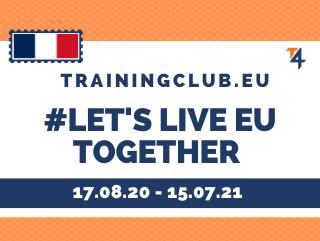 ESC: Let's Live Europe Together  Deadline: 15/04/2020  Location: Sarthe, France
