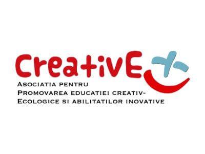 Asociatia Creative+ Constanta logo