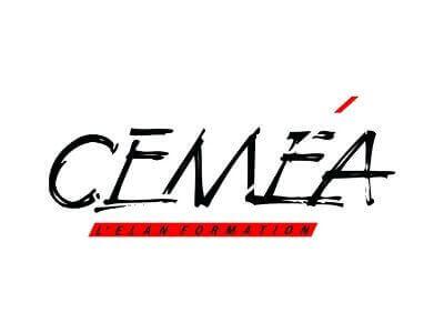 CEMEA Rhone-Alpes France Logo