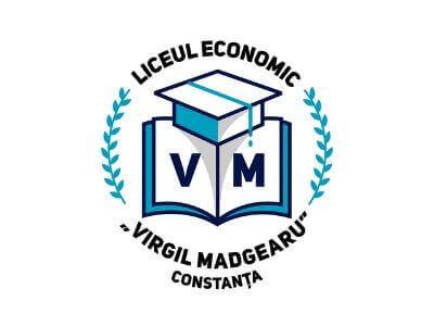 Liceul Economic Virgil Madgearu Constanta logo