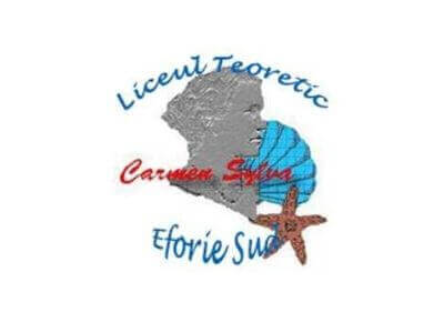 Liceul Teoretic Carmen Silva Eforie Sud logo