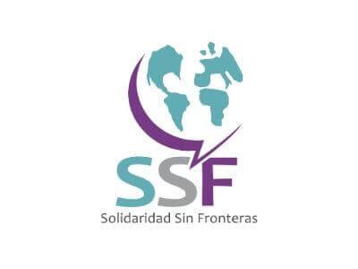 SSF Solidaridad Sin Fronteras Spain logo