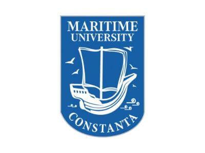 Universitatea Maritima Constanta logo