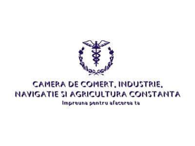 CCINA - Camera de Comert si Industrie Constanta logo