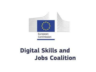 Digital Skills and Job Coalition logo