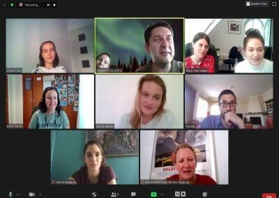 Youth Advisory Board meeting, July 2020, Online