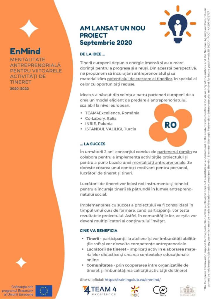 Entrepreneurial Mindset Leaflet 1 RO