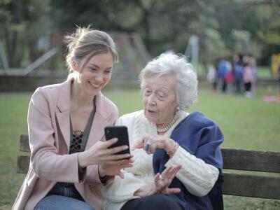 Learning opportunities for elderly