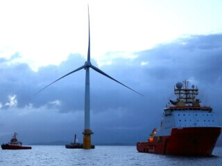 Blue economy offshore wind