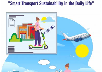 """""""Smart Transport Sustainability in the Daily life"""" Contest"""