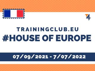 ESC: House of Europe Deadline: 23/04/2021 Location: France