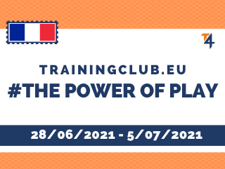 Training Course: The Power of Play, Deadline: 1/06/2021, Location: Urdos, France
