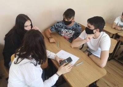 The 50-30-20 Rule, June 2021, Madgearu High School