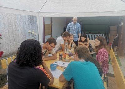 Language Café n°2, July 2021, Constanta
